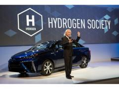 【トヨタ】燃料電池車(fcv)関連の特許実施権を無償開放