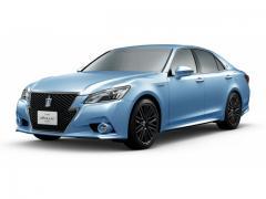 【トヨタ】クラウンに60周年の特別仕様車・空色と若草色を設定