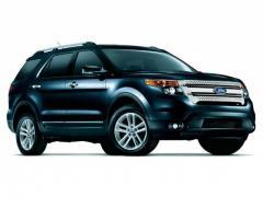 フォード、「エクスプローラー」に装備充実の特別限定車を追加