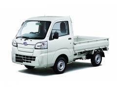 【スバル】サンバートラックがフルモデルチェンジ2014【価格・仕様】