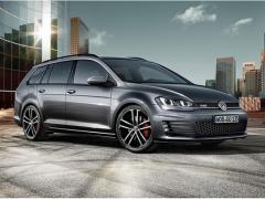VW、「ゴルフ GTDヴァリアント」を世界初公開