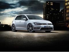 VW、新型「ゴルフ R-Line」欧州で予約受付開始