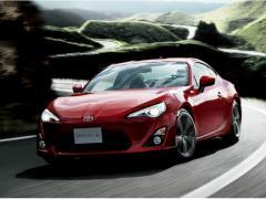 トヨタ、FRスポーツ「86」の一部仕様を変更
