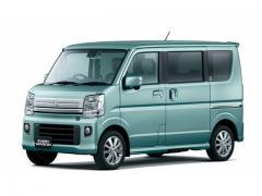 【スズキ】軽商用車「エブリイ」と軽乗用車「エブリイワゴン」を全面改良