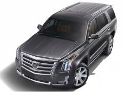GM、「キャデラック エスカレード」の新型モデルを発表