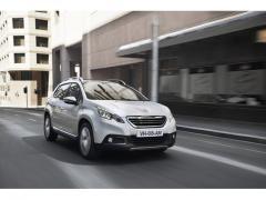 【プジョー】SUV「2008」の限定車「2008 クロスシティ」発売2015【価格】