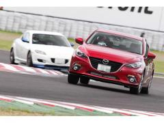 【マツダ】参加型モータースポーツイベント等の協賛計画を発表2015