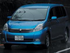 トヨタ アイシス 試乗レポート(2007.06.29)