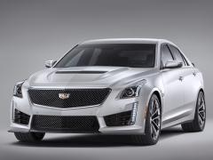 GM、ジュネーブショーで新型「キャデラック CTS-V」を披露
