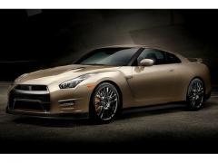 日産、北米「GT-R」の2016モデルを発表