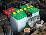 車検の際にバッテリーは検査項目に含まれている?