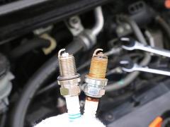 車検時にスパークプラグ(点火プラグ)は点検されるのか?交換が必要か