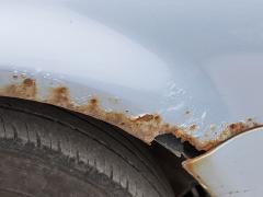 錆で車体が腐食していたりフレームに腐食がある場合でも車検に通るのか