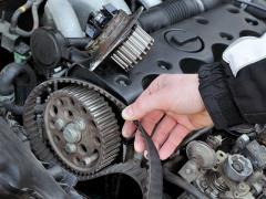 10万キロの車を車検に出すと、どの部品交換が発生する場合があるのか