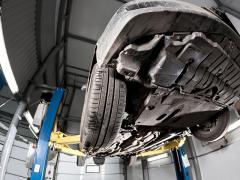 車検時に下回り洗浄や下回り塗装は必要か