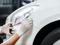 車コーティングの上塗り(重ね塗り)の方法と注意点について