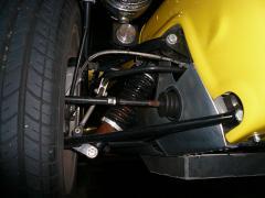 全長調整式とネジ式サスペンションの車高調整方法の違い