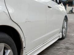 サイドスポイラーに傷が付く原因と傷防止対策について