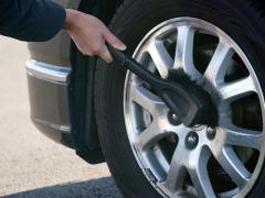 車のホイール洗浄(洗い方)について