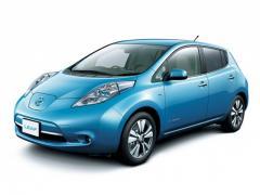 日産、電気自動車「リーフ」を値下げへ
