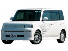 トヨタ bB 中古車購入チェックポイント(2005年12月)