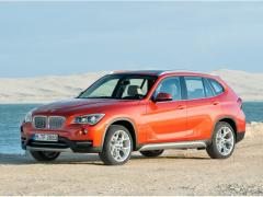 BMW、「X1」にナビシステムとパーキングサポートを標準で装備