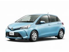 【トヨタ】ヴィッツに特別仕様車を設定2015【価格】
