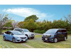 3列シート車 徹底ガイド ミニバン・SUVのおすすめモデルを比較