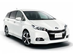 トヨタ、「ウィッシュ」の一部仕様を変更 燃費性能を向上