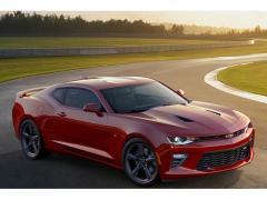 GM、「シボレー カマロ」の新型モデルを日本にも導入