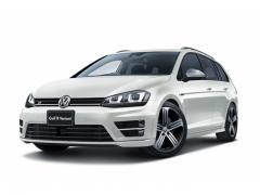 VW、「ゴルフ ヴァリアント」にスポーティな新型モデルを追加