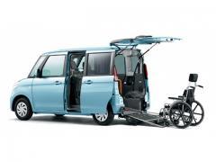 【スズキ】福祉車両「ウィズ」シリーズ、車いす移動車3モデル発売【装備・価格】