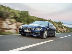 【BMW】「6シリーズ」がマイナーチェンジ2015【価格・装備】