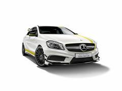 特別仕様車「メルセデスAMG A45 4MATIC イエローカラーライン」を設定【価格】