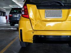 ドライブレコーダーの駐車監視機能を使って当て逃げ対策!