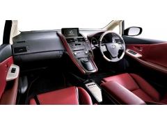 【レクサス】ハイブリッドHS250h特別仕様車にインテリアカラー追加【価格・色】
