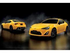 """トヨタ、「86」の特別仕様車「GT""""Yellow Limited""""」の受注を期間限定で開始"""