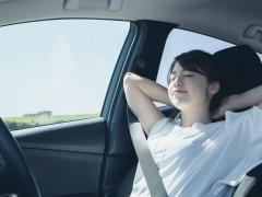SUVの居住性と車中泊のコツ