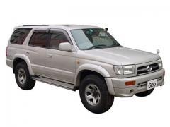 トヨタ ハイラックス サーフ 中古車購入チェックポイント(2005年3月)