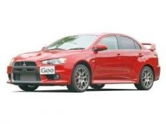 三菱 ランサーエボリューションX(2010年〜)中古車購入チェックポイント