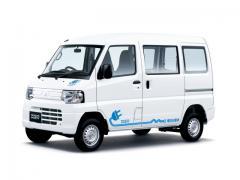 【三菱】軽商用電気自動車「MINICAB-MiEV」シリーズを一部改良2015【価格】