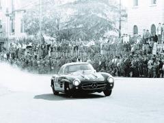 メルセデス・ベンツ、「SL」の特別限定車「SL 350 Mille Miglia 417」