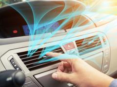 車内の換気方法について、外気導入と内気循環の違いとは