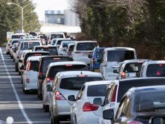 日本道路交通情報センター(JARTIC)で分かるシルバーウィーク(9月連休)の渋滞予想