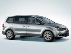 VW、7人乗りミニバン「シャラン」をモデルチェンジ