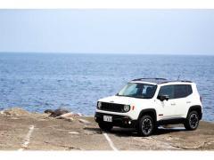 【ジープ】新型車「レネゲード」、9月5日に発売【価格・スペック】