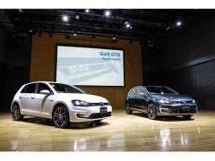 【フォルクスワーゲン】初のプラグインハイブリッド「ゴルフ GTE」が発売【価格・燃費】