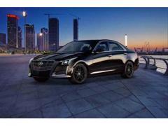 【キャデラック】CTS特別仕様車「スポーティ ブラック エディション」【価格・装備】