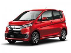 三菱、軽自動車「eKワゴン」、「eKカスタム」を大幅改良