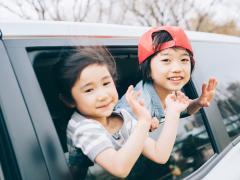 子供がいる場合の車の定員の数え方とは